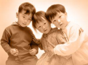 「おともだち」 富士フィルム営業写真コンテスト 入選 2001