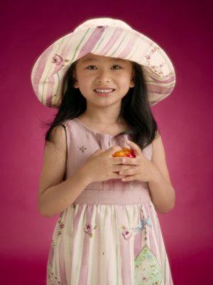 「夏のうららちゃん」 富士フィルム営業写真コンテスト 入選 2005