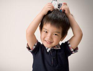 「ボクのたからもの」 日本写真館賞 入選 2012