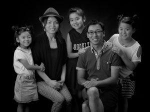 「2014夏 Tファミリー」 近畿プロフォトコンテスト 家族の絆賞 2014